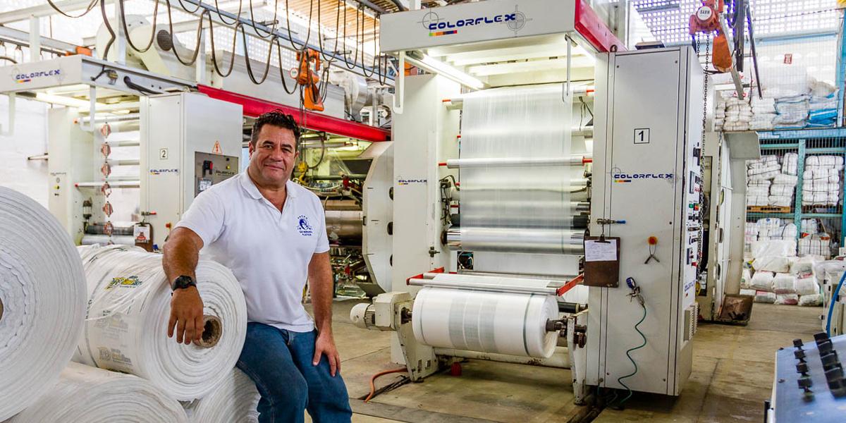 Bernardo Pires | São Bernardo Solução em Embalagens