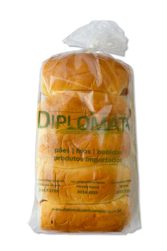 Embalagem Plástica Para Pão